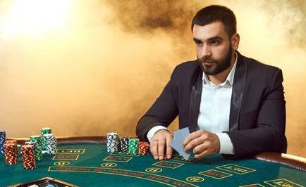 Les joueurs de poker débutants
