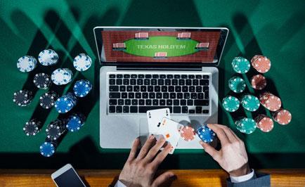 Salle de Poker en ligne